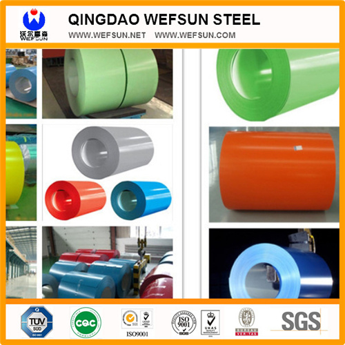 Color Coated Steel Coil /Sheet pictures & photos