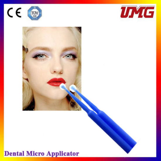 Top Selling Disposable Lip Brush Cosmetic Lipstick Brush Disposable pictures & photos