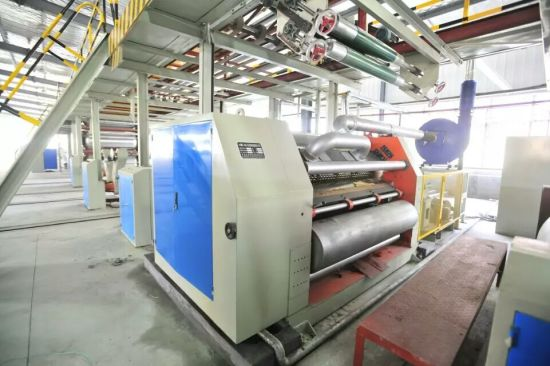 Caton Machine-Corrugated Cardboard Production Line pictures & photos