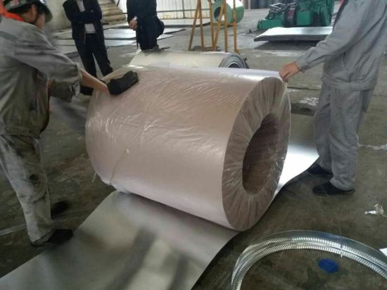 Hot Dipped Pre-Painted Galvanized Steel Coil for Building Material pictures & photos