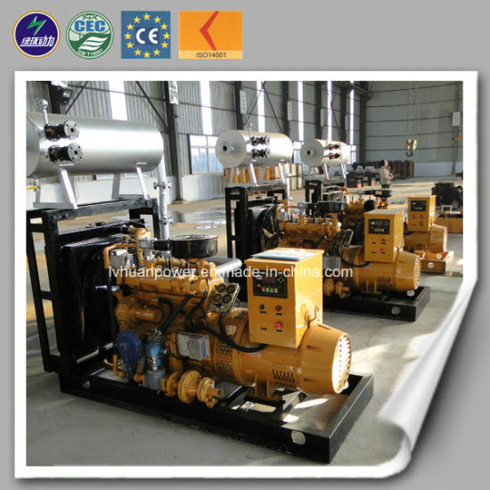 China Best Price Small Biogas Energy Electricity