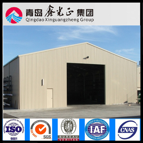 Light Steel Structure Warehouse (SS-308)