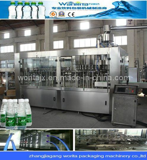 Automatic Carbonate Drinks Filling Line (WD18-18-6)