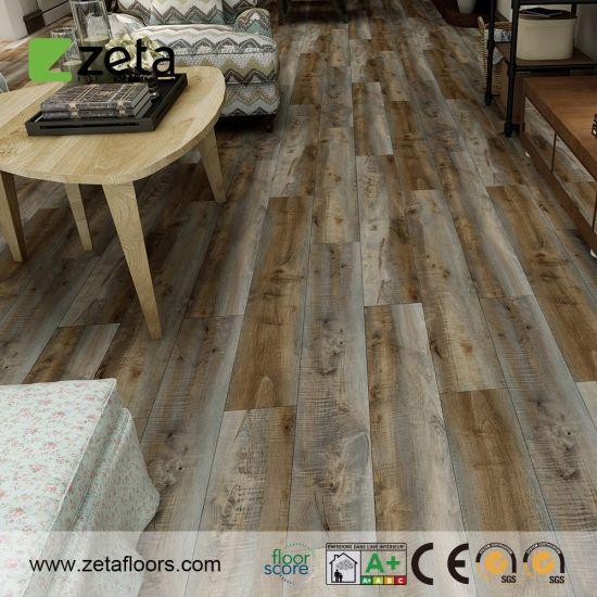 "7""X48"" Spc Click PVC Floor Tile"