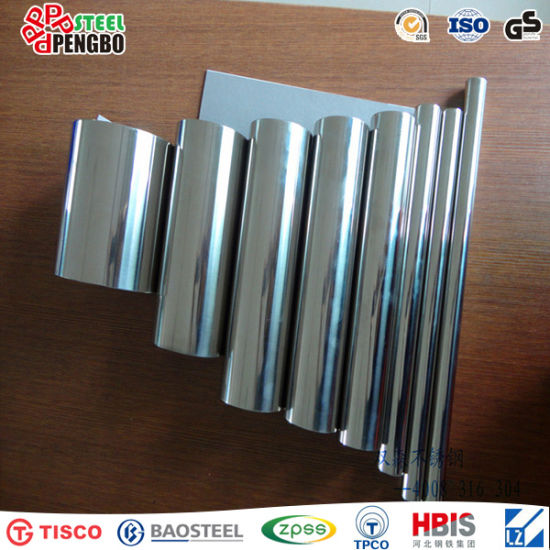 ASTM A213 Tp321 Seamless Stainless Steel Tube pictures & photos