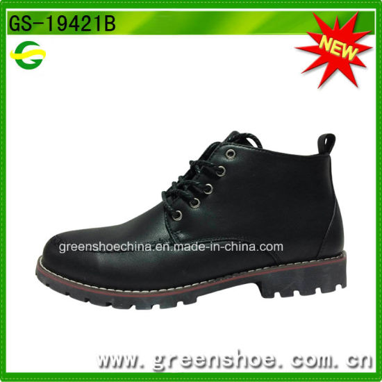 China Factory British Style Elegant Men′s Casual Shoes pictures & photos