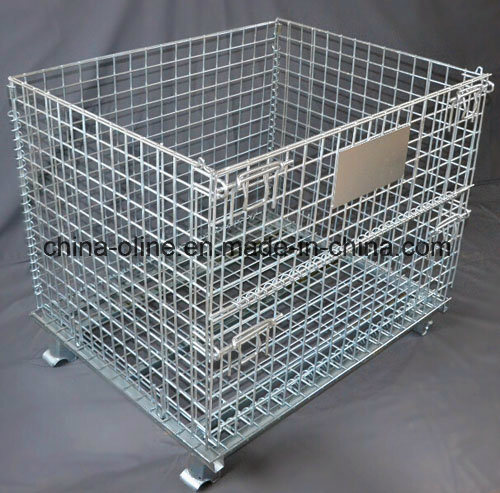 Bulk Steel Storage Mesh Container (1000*800*840) pictures & photos