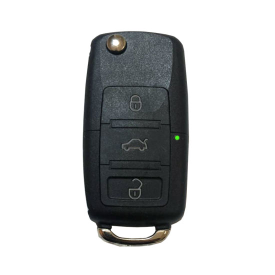 Fixed Code Remote Control Face to Face Duplicator 433MHz 315MHz B5 Car Key Shell