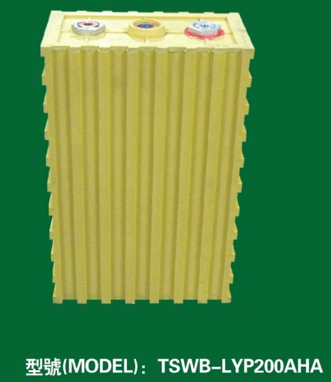 Winston Battery LiFePO4 200ah for Solar Energy Energy Storage Device