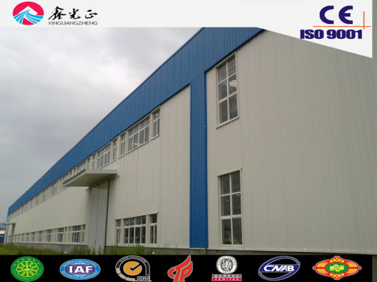 Building Materials, Steel Structure Industrial Workshop, Steel Prefabricated Warehouse pictures & photos
