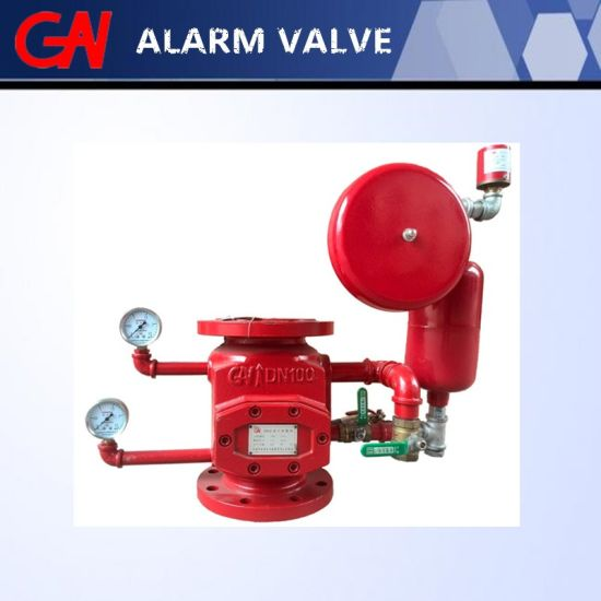 High Quality Sprinkler System Wet Alarm Check Valve pictures & photos