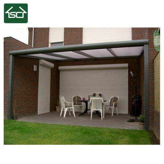 Outdoor Patio Sunshade Canopy Aluminum