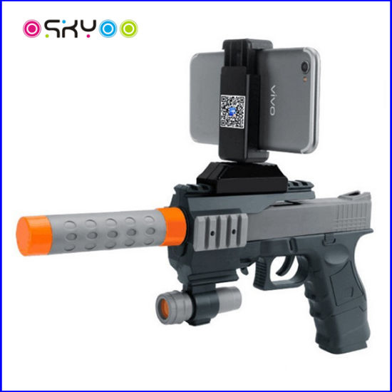 Mobile Phone Virtual Reality Ar Game Toy Gun pictures & photos