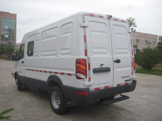 4*2, Diesel Type, Armored Iveco Cash in Transit Van, Armored Vehicle / (TBL5041XYCF3) pictures & photos