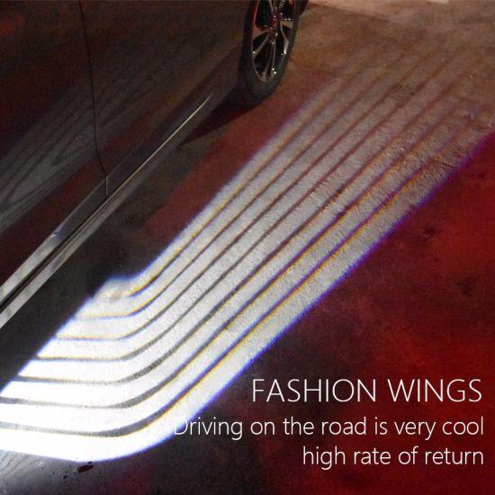 China High Quality Auto LED Car Logo Door Light Ghost Shadow