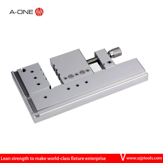 China Manual Walking Wire Clamp Vise for Wire EDM Machine - China ...