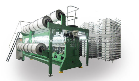 Lace Machine Warp Knitting Machine Jacquard Machine for Lace Textile pictures & photos