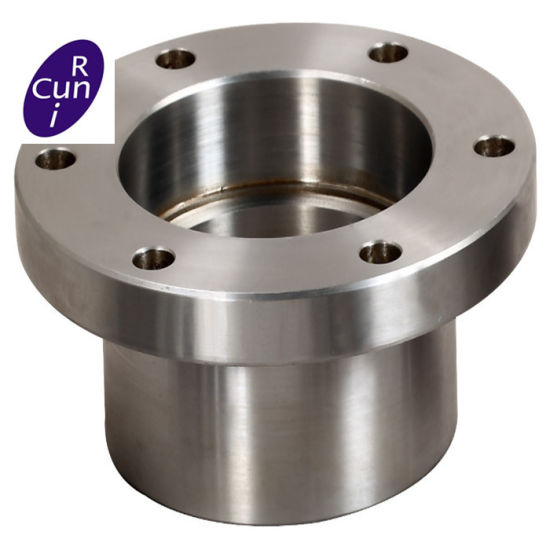 DIN/En/ANSI B16.5 Forged Stainless Steel Pipe Flange for Oil. Gas