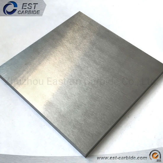 Squared Tungsten Carbide Plates for Wear Parts