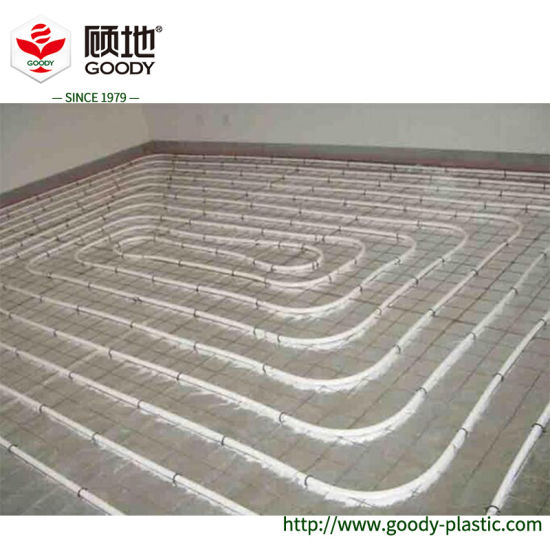China Goody Brand Pe Rt Pipe For Hot Water Floor Heating System