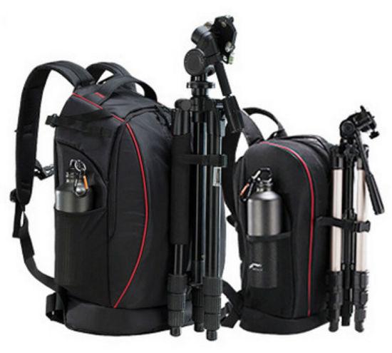 Professional Photo Outdoor Laptop Digital Camera Bag Camera Rucksack