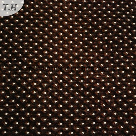 China Good Quality Chenille Heavy Sofa Fabric By Diamond Item