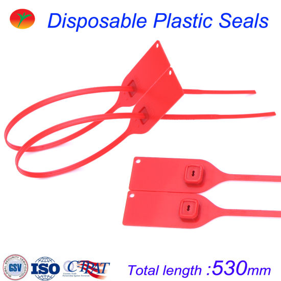 High Security Seal (JY530) , Tamper Proof Plastic Seals pictures & photos