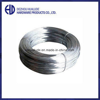 Owest Price, Best Quality Electric Galvanized Iron Wire/Hot Dipped Galvanized Iron Wire pictures & photos