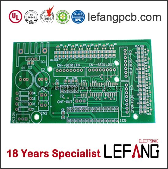 China PCB Layout PCB Board for Pb Free Medical Instrument - China ...