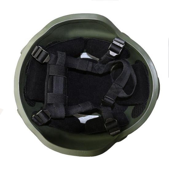 Aramid Tactical Mich Military Nij 3A Bulletproof Helmet