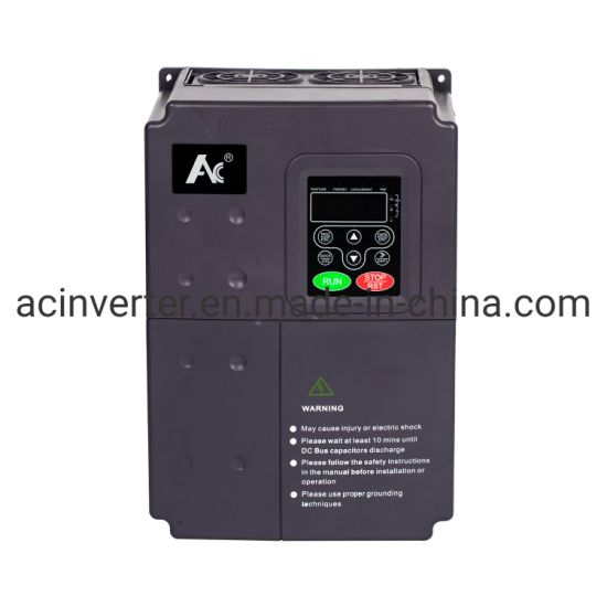 Anchuan Variable Frequency Drive 380V/400V 3 Phase Vector Control with Ce Certificate (AC600L1.5GB)