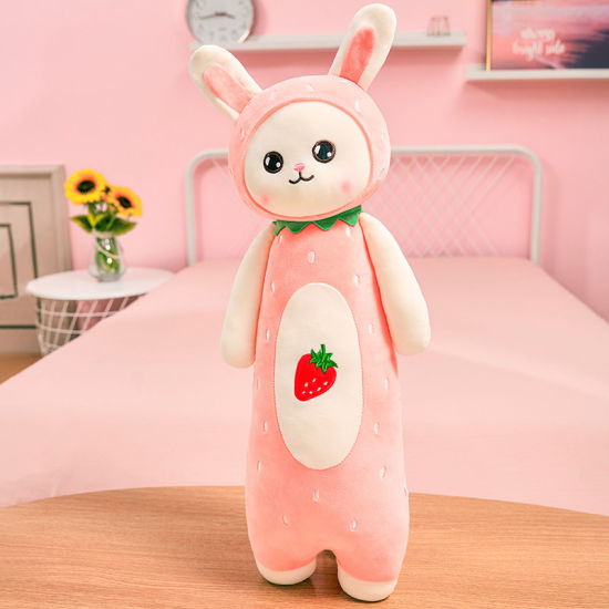 Wholesale Soft Lover Bunny Stuffed Promotion Gift Plush Toy
