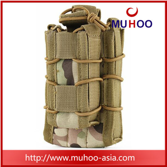 Camou Military Tactical Hunting Waist Accessory Organizer Bag for Outdoor