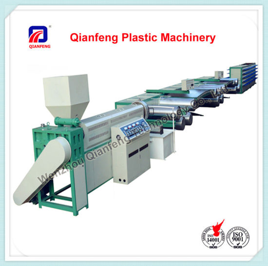 PP. PE Plastic Film/ Yarn/Tape Extrusion Machine/Extruder Line pictures & photos