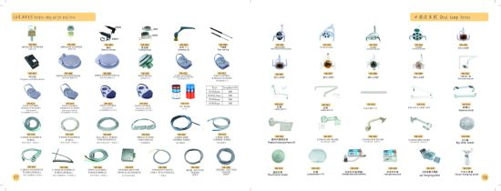 High Quality Dental Chair Strong Suction Tip Dental Chair pictures & photos