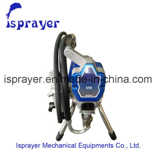 Airless Painting Equipment with DC Motor