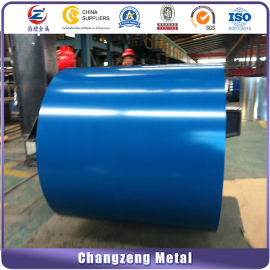 Color Coated Steel Coil for Decoration Material (CZ-P11) pictures & photos
