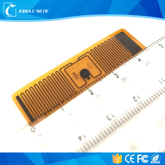 China ISO15693 FPC Micro FPC 6*19mm Mini NFC RFID Tags
