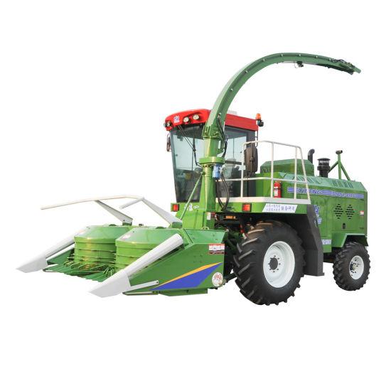 Yineng Jiuxin 9qsz-3000 Green (yellow) Forage Harvester