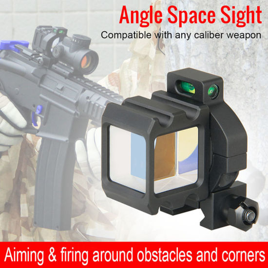 Angle Space Sight Tactical Weapon Scope Hunting Equipment Airsoft Riflescope