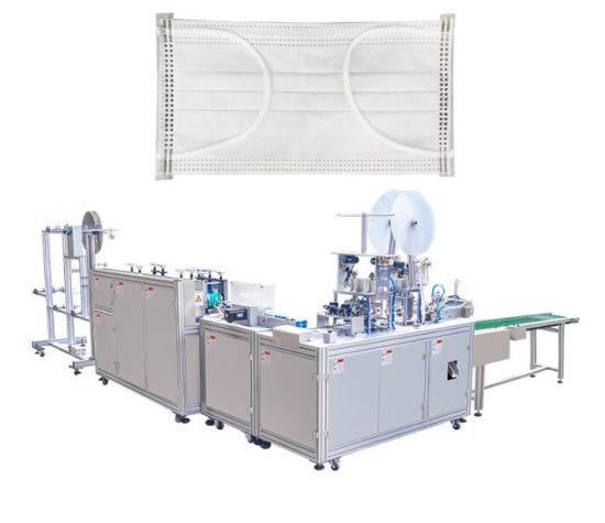 One Drag One Fully Automatic Face Mask Making Machine