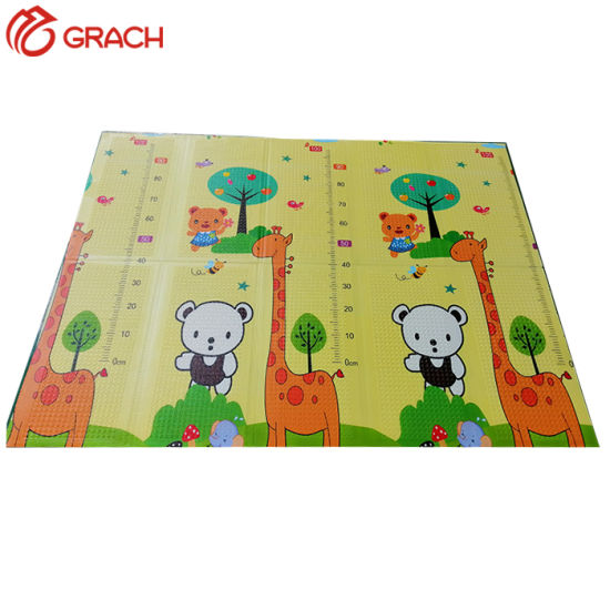 XPE Foldable Eco-Friendly Non-Toxic Waterproof Anti-Collision Baby Play Mat
