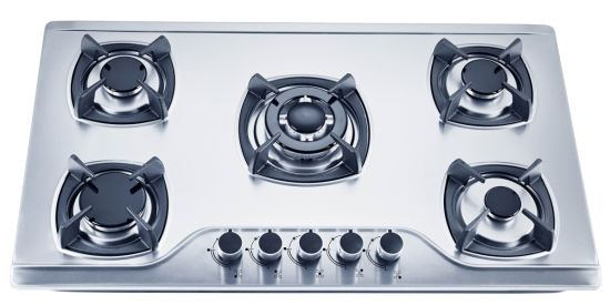 Five Burners Gas Stove/Gas Cooker