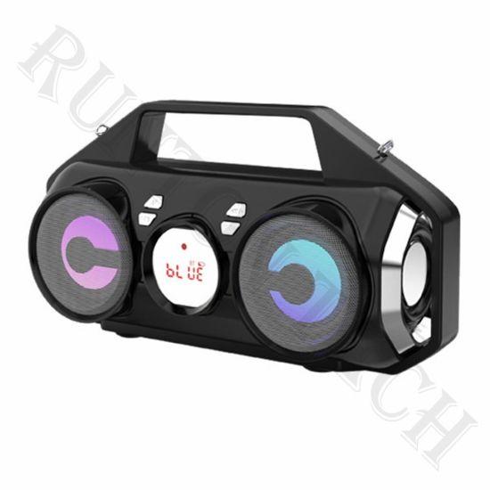 Yzs-M11 Outdoor Subwoofer Wireless Portable Desktop Stereo Powerful Bluetooth Speaker