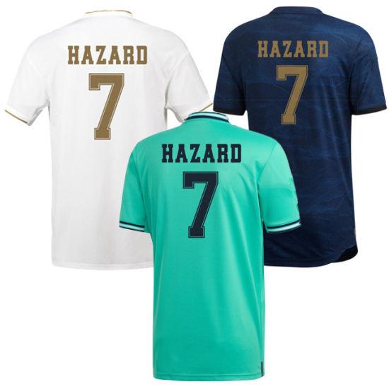 China Custom Soccer Jersey Set Uniform Football Shirt Real Kits 2020 2021 China Cheap Mexico Soccer Jerseys And Grace Football Shirt Maker Soccer Jersey Price