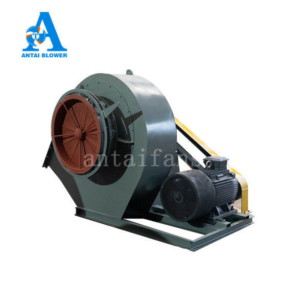4-72-8c 4-5.5kw Centrifugal Exhaust Fan Blower for Industrial Ventition & Air Change From OEM