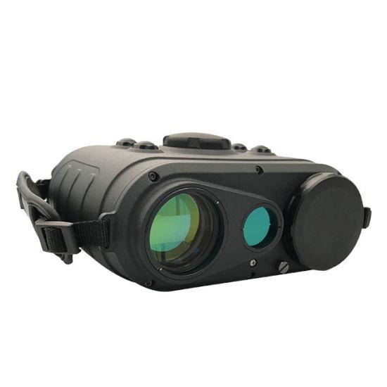 10km Long Distance Waterproof Military Hunting Handheld Binoculars Laser Distance Meter Rangefinder