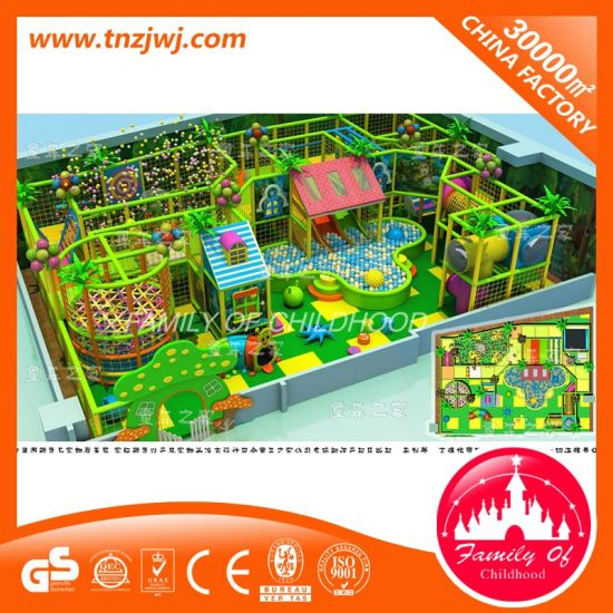 Multifunctional Indoor Playground Naughty Castle for Kids pictures & photos