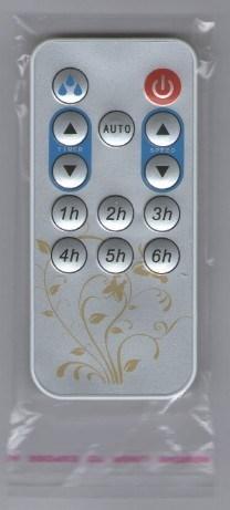 OEM Micro 7 Keys IR Remote Control Mini