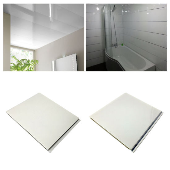 Plastic Wall Tile Waterproof Fireproof